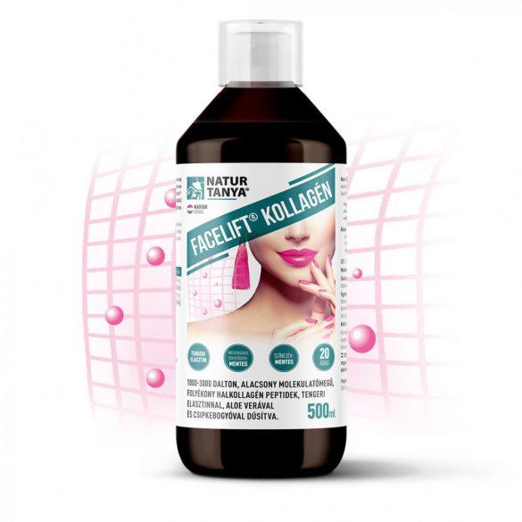 Specchiasol Kollagén Facelift koncentrátum (500 ml)
