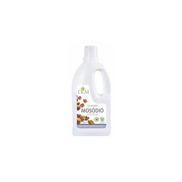 Dr. M Kék Folyékony mosódió levendula illóolajjal (1500 ml)