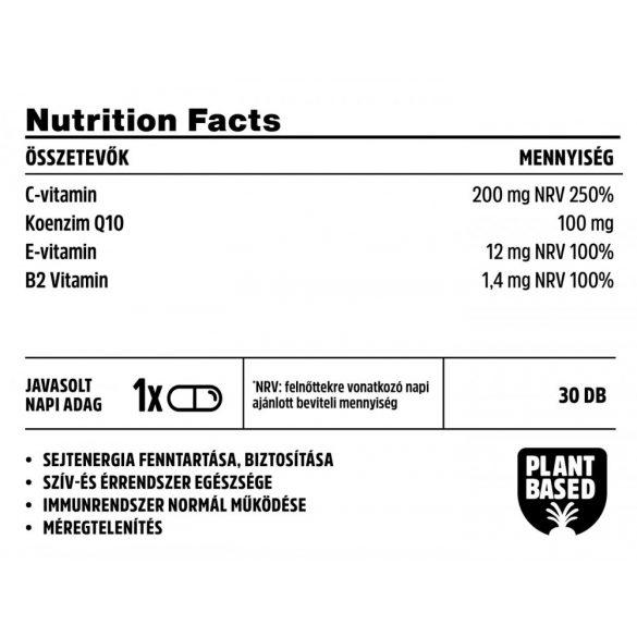 Vitamin Bottle Q10 Koenzim 100 mg kapszula (30 db)