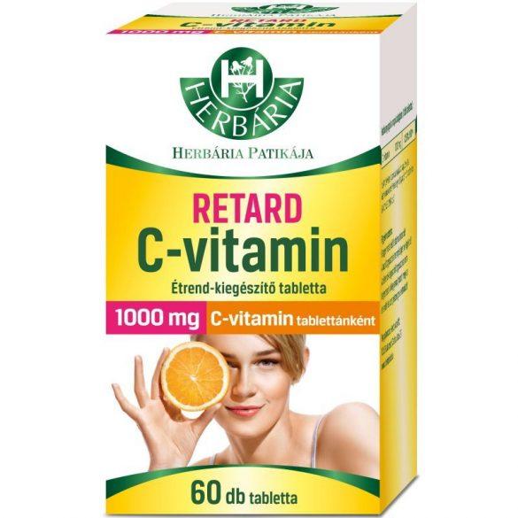 Herbária C-vitamin + Rutin filmtabletta (60 db)