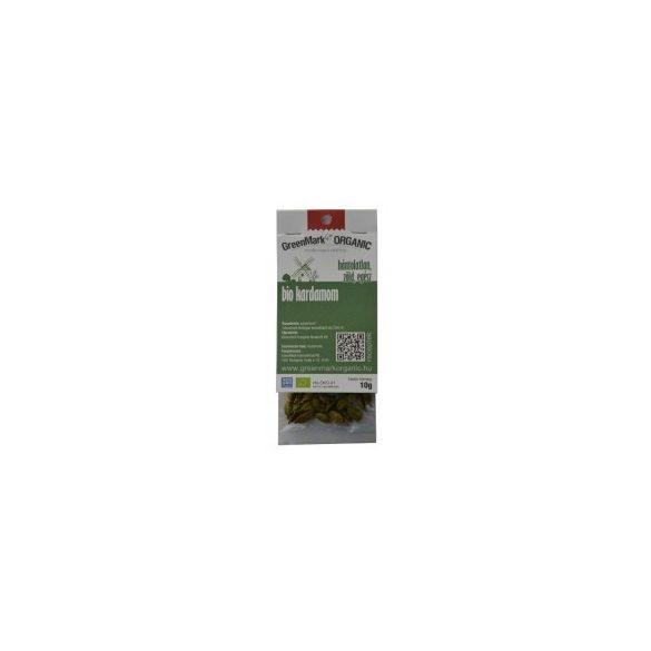 GreenMark Bio kardamom zöld egész (10 g)