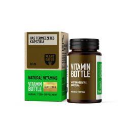 Vitamin Bottle Vas kapszula (30 db)