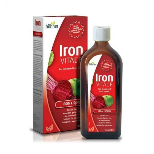 Hübner Iron Vital F  (250 ml)