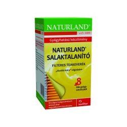 Naturland Salaktalanító tea, filteres (25x1,5 g)