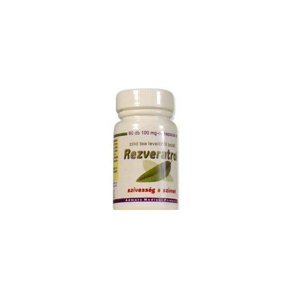 Interherb Rezveratrol kapszula (60 kapszula)