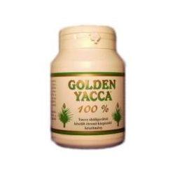 Golden Yacca 100 % kapszula mini családi csomagolás (70 g / 120 db)