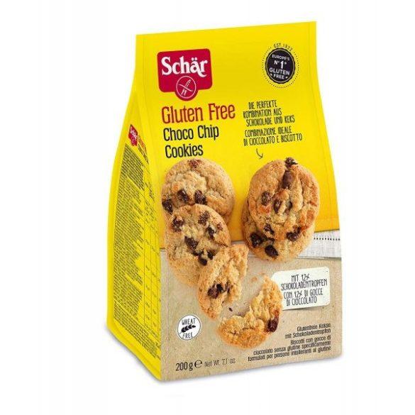 Schär gluténmentes Pepitás csokis keksz (200 g)