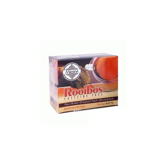 Mlesna Rooibos tea vörös tea (50 filter)