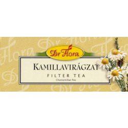 Dr. Flora Kamillavirágzat filteres tea (25x0,8 g)