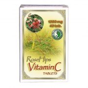 Dr. Chen C-vitamin tabletta csipkebogyó kivonattal, 1200 mg (40 db)