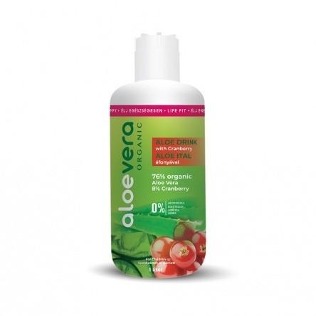 Alveola Eredeti Aloe Vera ital áfonyával (1000 ml)