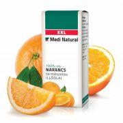 MediNatural XXL 100% Narancs illóolaj (30 ml)