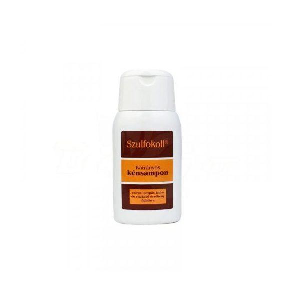 Szulfokoll Kátrányos kénsampon (250 ml)