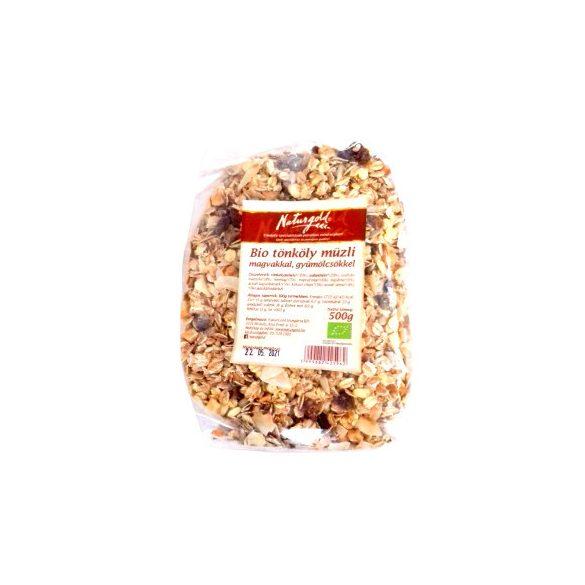 Naturgold Bio Tönköly müzli gyümölcsös (400 g)