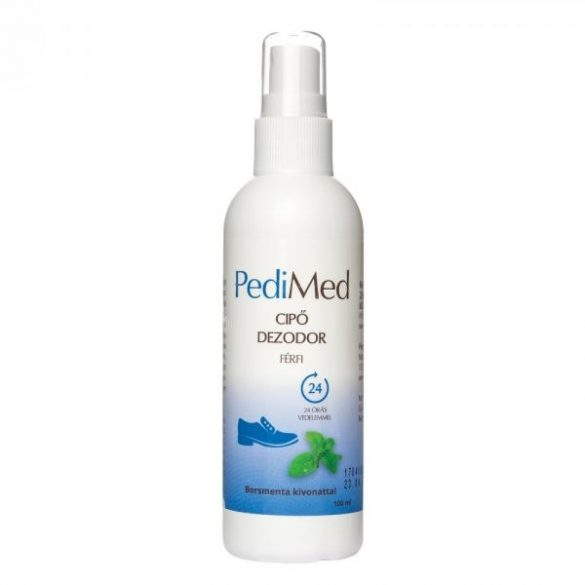 Pedimed Cipődezodor spray (100 ml)