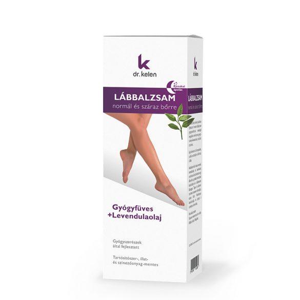 Dr. Kelen Luna Gyógyfüves Lábbalzsam (100 ml)