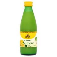 Alce Nero Bio citromlé (250 mll )
