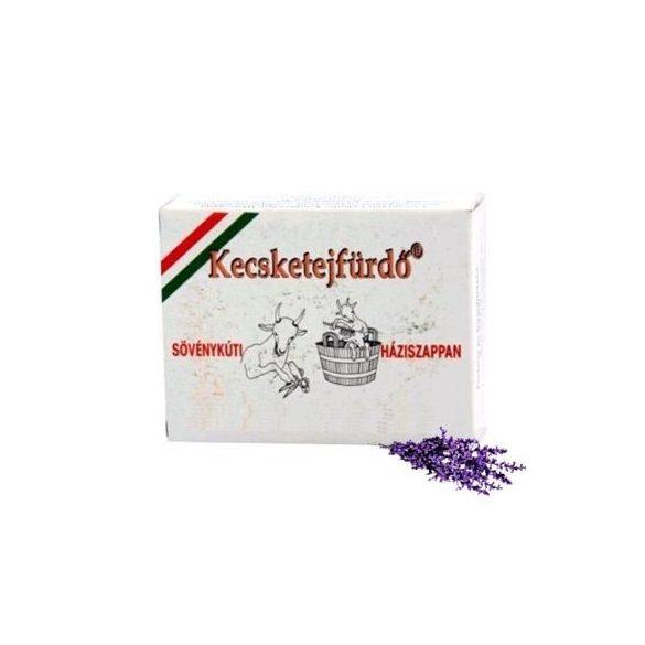 Kecsketejfürdő szappan többféle (100 g)