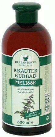 Herbamedicus Fürdőolaj citromfű (500 ml)