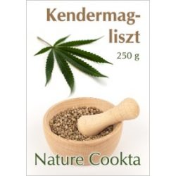 Nature Cookta Kendermagliszt (250 g)