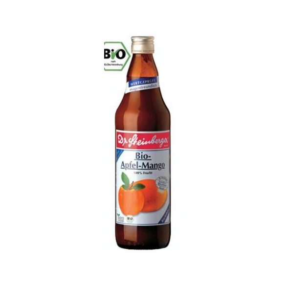 Dr. Steinberger Bio Alma-mangó (750 ml)