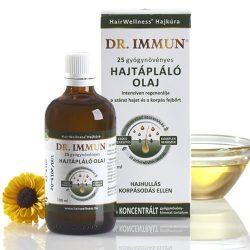 Dr. Immun 25 gyógynövényes hajápoló olaj (100 ml)