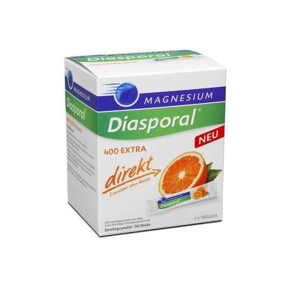 Magnesium Diasporal 400 extra direkt granulátum (50 tasak)