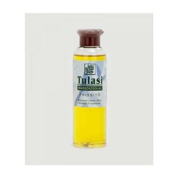 Tulasi Masszázsolaj Frissítő (250 ml)