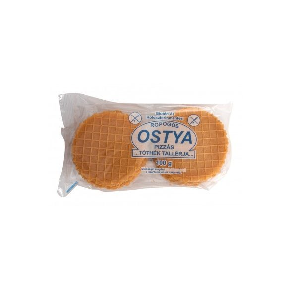 Tóthék tallérja Gluténmentes Ostyatallér, több ízben (100 g)