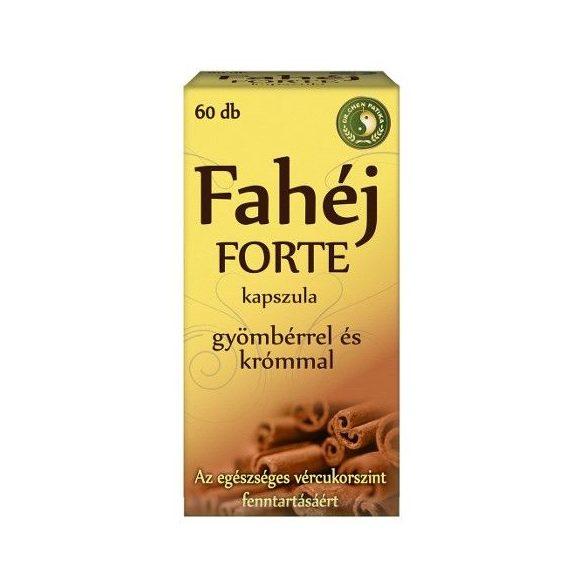 Dr. Chen Fahéj Forte kapszula (60 db)