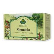 Herbária Filteres tea Memória (20x1 g)