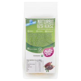 Naturbit Uzsi keksz gluténmentes sütemény (150 g)