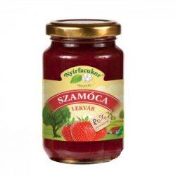 Nyírfacukor Szamócalekvár (230 g)