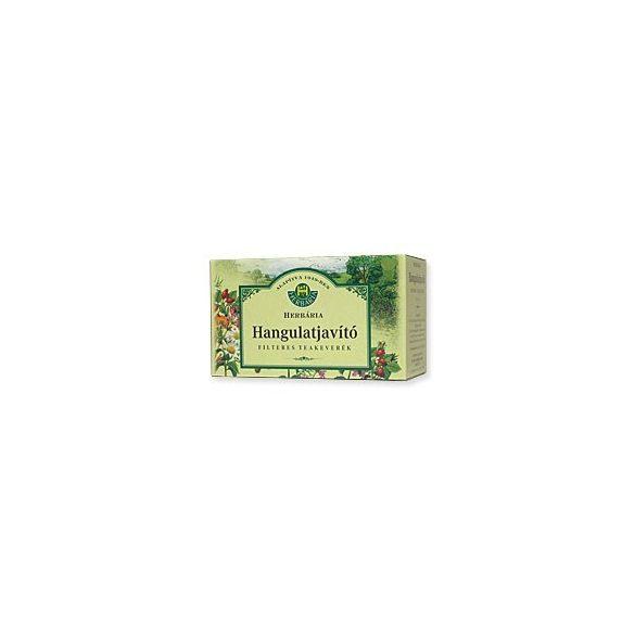 Herbária Filteres tea Hangultjavító (20x1,5 g)