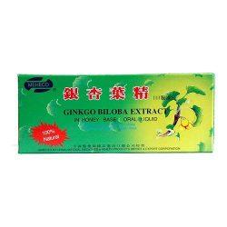 Dr. Chen Gingko biloba extractum ivóampulla (10 x 10 ml)