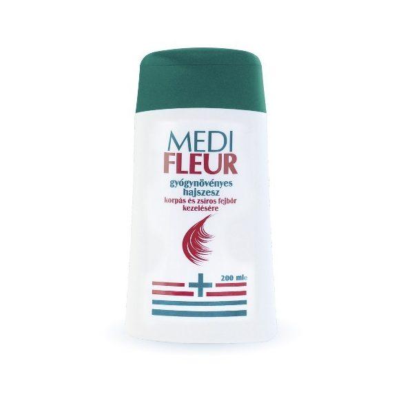 Medifleur Gyógynövényes hajszesz a korpás és zsíros fejbőr kezelésére (200 ml)