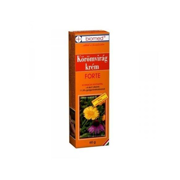 Biomed Körömvirág krém forte (60 g)