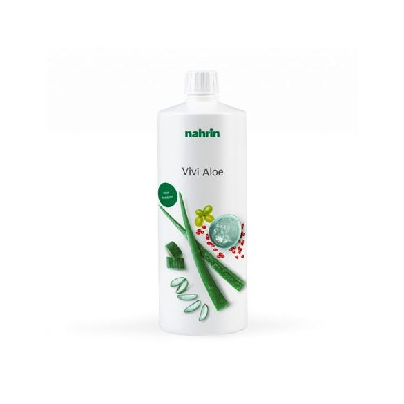 Nahrin Vivi Aloe ital C-vitaminnal (1000 ml)