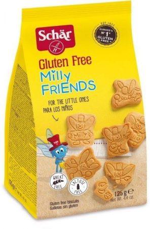 Schär gluténmentes Milly friends édes keksz (125 g)
