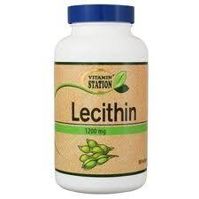 Vitamin Station Lecithin gélkapszula (100 db)