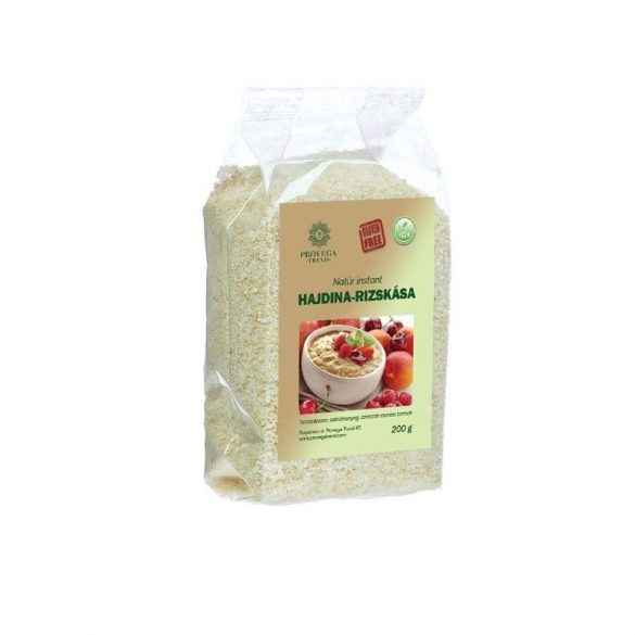 Natura Hustopece instant hajdinakása (200 g)