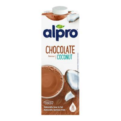 Alpro Kókuszital csokoládés kálciummal és D-vitaminnal (1000 ml)