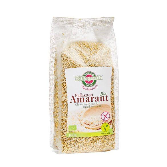 Biorganik BIO amarant puffasztott (100 g)