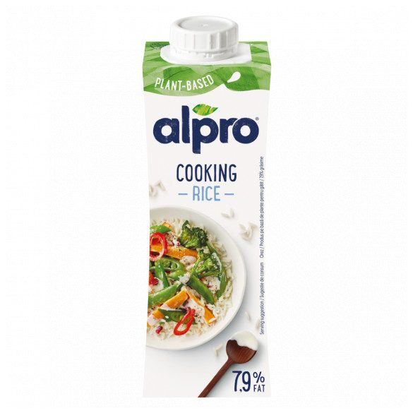 Alpro Rizs alapú főzőkrém (250 ml)