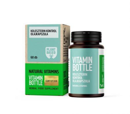 Vitamin bottle Koleszterin Kontroll kapszula (30 db)