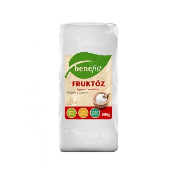 Benefitt Gyümölcscukor Természetes Fruktóz (500 g)
