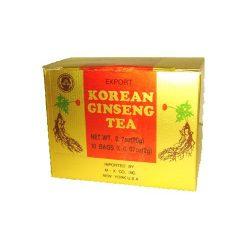 Koreai Ginseng instant tea (10 x 2 g)