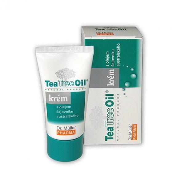 Tea Tree Oil Teafa Lábápoló krém (150 ml)