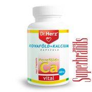 Dr. Herz Kovaföld+Kalcium+C (60 db)