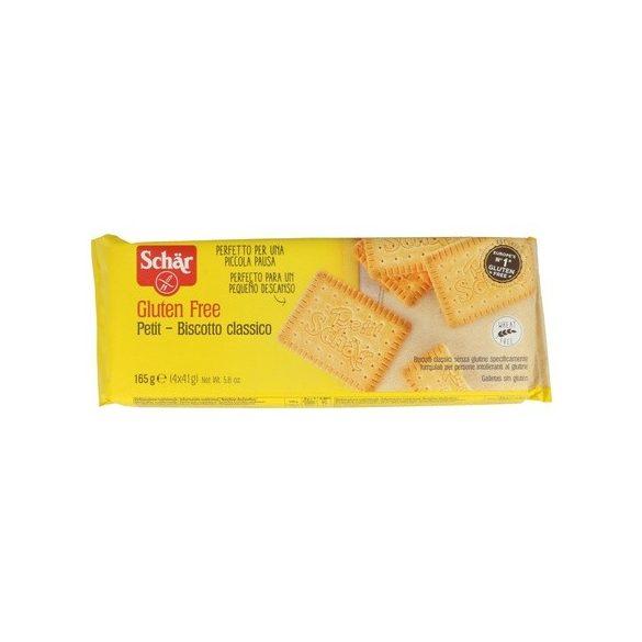 Schär gluténmentes Petit keksz (150 g)